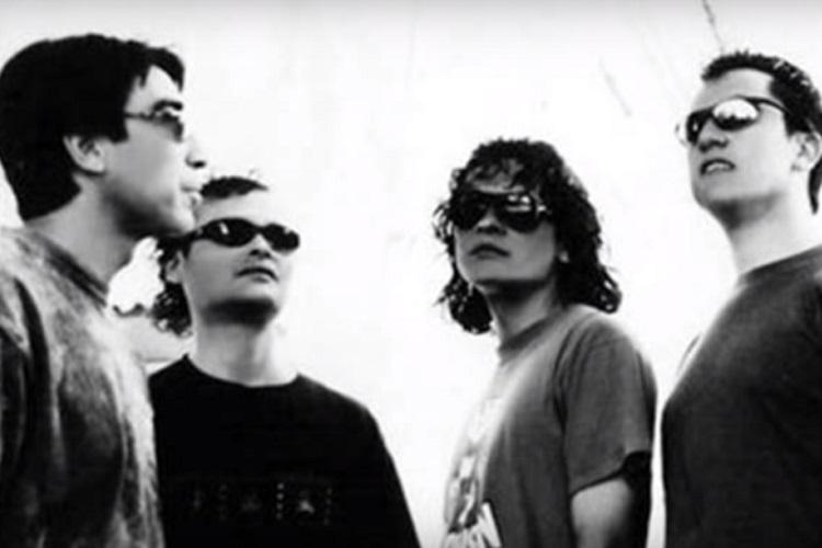 Banda 69 en Súper Rock (Noviembre de 1986)