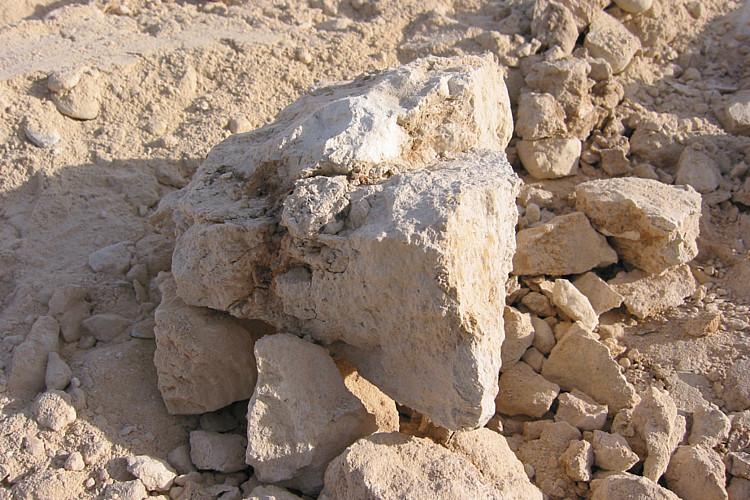 Caliche - Yacimientos minerales