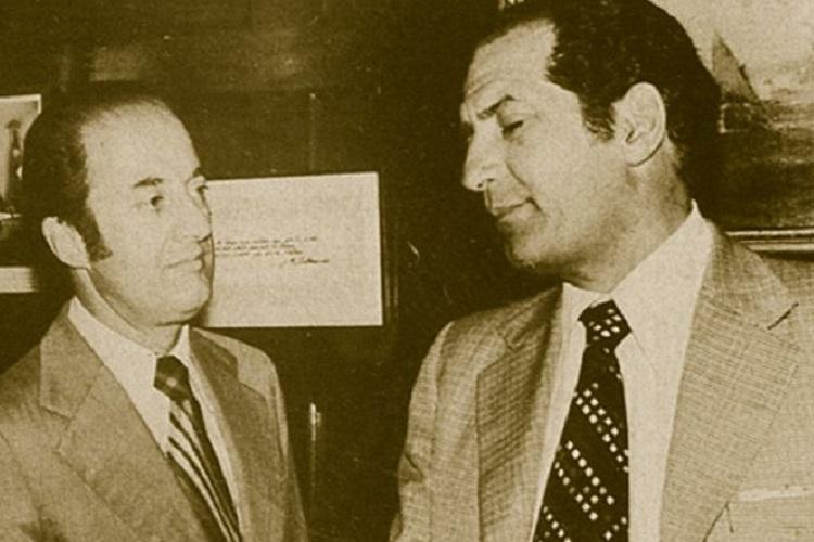 Sergio de Castro y Pablo Barahona [memoriachilena.cl] / Chicago Boys