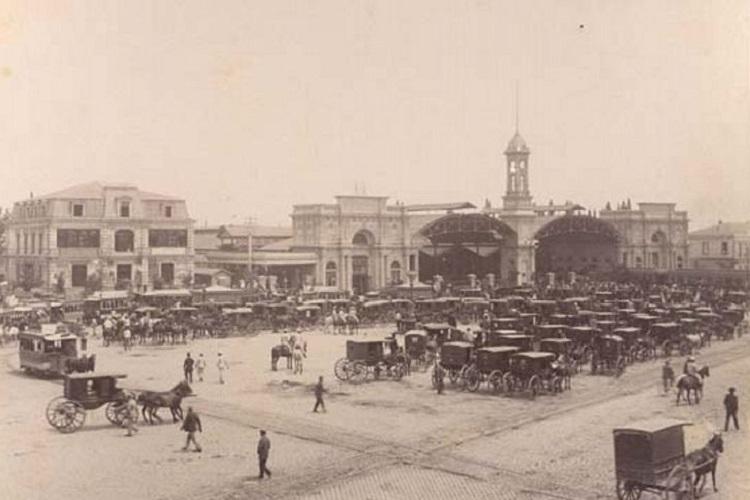Transformaciones urbanas del siglo XIX