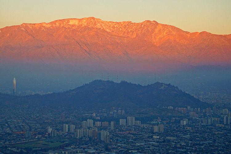 GUÍA DE TOUR: Cumbre del cerro Renca