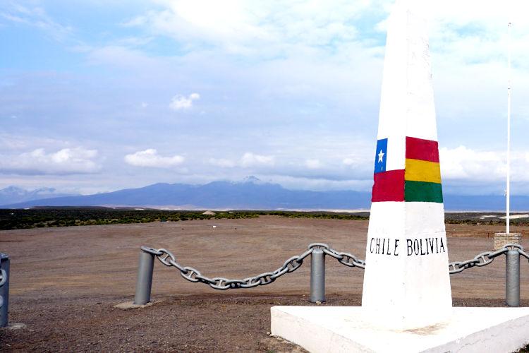 Tratados limítrofes con Bolivia